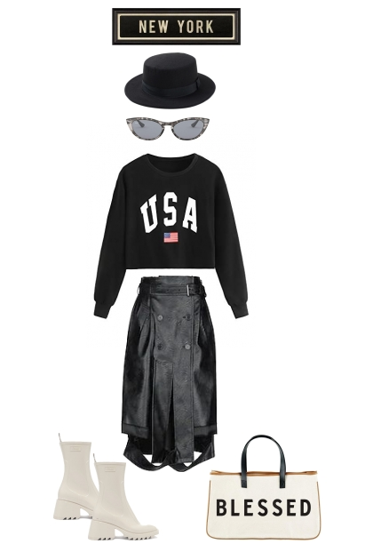 TREND ME U.S.A. FEATURED SHIRT