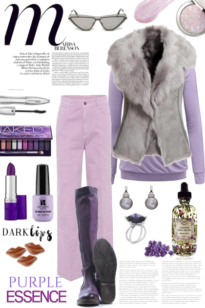 TREND ME FAVORITES 11192020 PURPLE AND GRAY