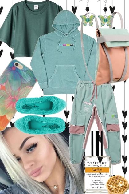 ~ COZY AUTUMN 2020 ~- Fashion set