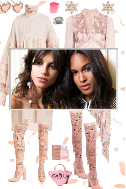 PINK DRESSES 12312020