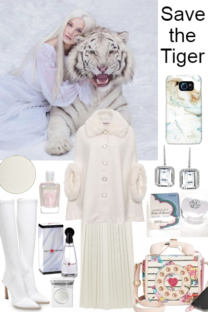 SAVE THE TIGER .