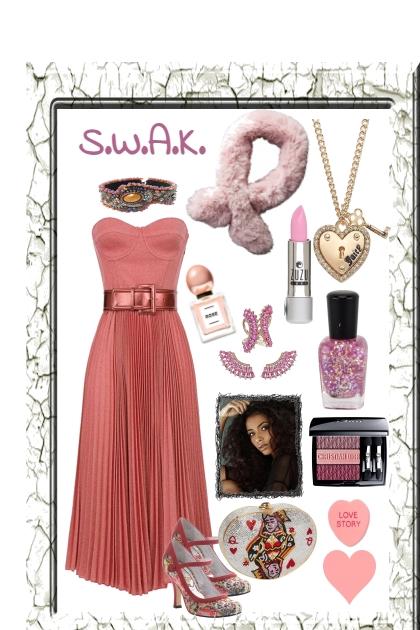 ~ * PINK VALENTINE * ~ 2021- Fashion set