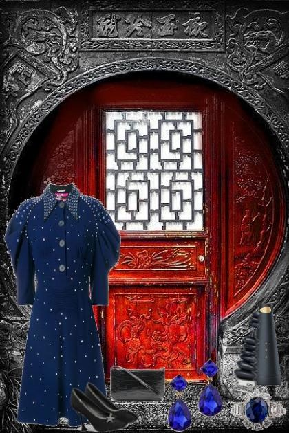 MEET ME AT THE RED DOOR