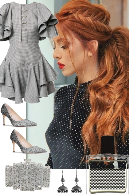 LITTLE GRAY DRESS 4112021