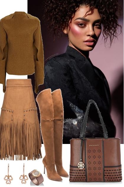 PATRICIA- Fashion set