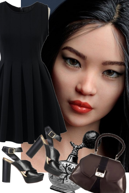 LITTLE BLACK DRESS ,.,., :;;;;;