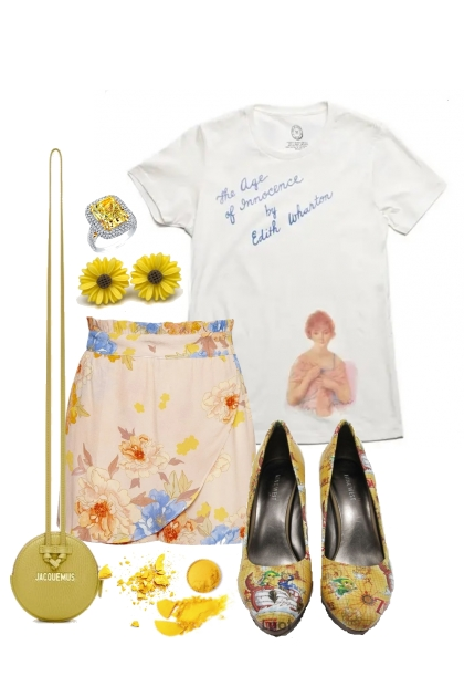 A MIDSUMMER DAY'S  OUTFIT