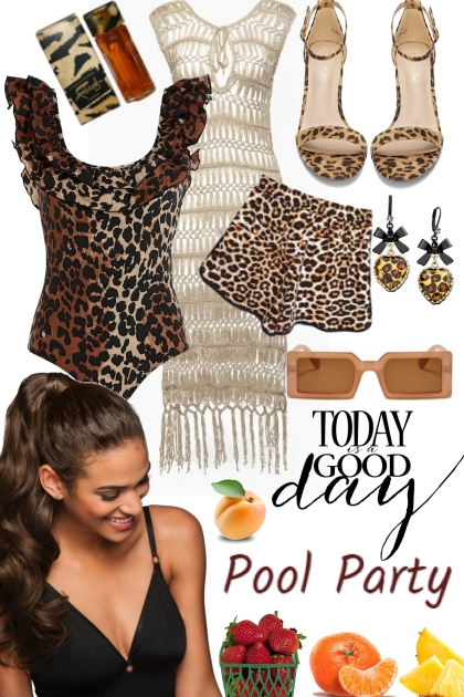 ~* POOL PARTY * ~ 82721