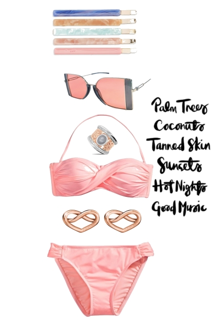 FOR BEACH OR POOLSIDE ~ AUGUST
