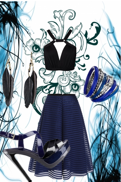 blue party