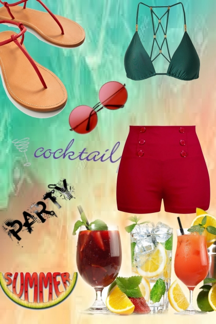 Cocktail-Party- Summer :)