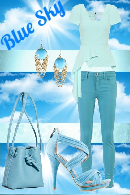 Blue Sky :)