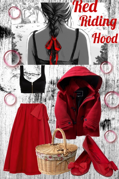 Red Ridin Hood  :)