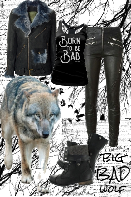 Big Bad Wolf :)