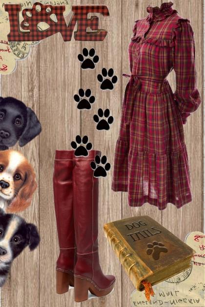 Dog Tails :)
