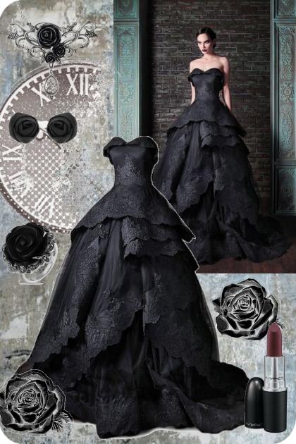 Black Rose Queen :)