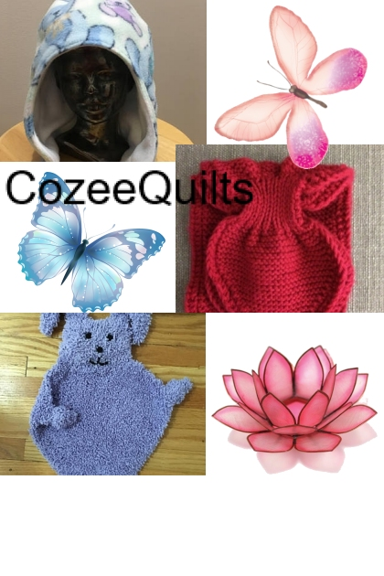 CozeeQuilts on Etsy