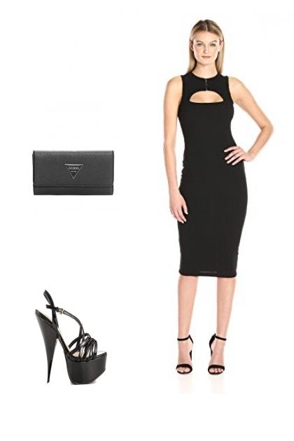 LBD too.- Fashion set