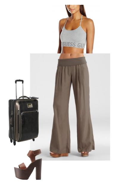 Loose yoga pants; happy now?