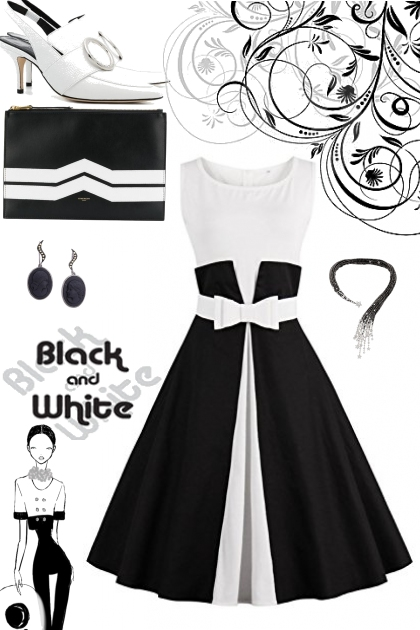 Lovely Black & White