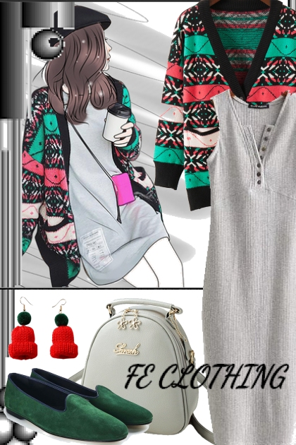 FE CLOTHING Casual Autumn