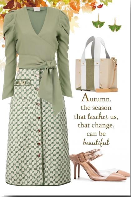Wonderful Casual Autumn