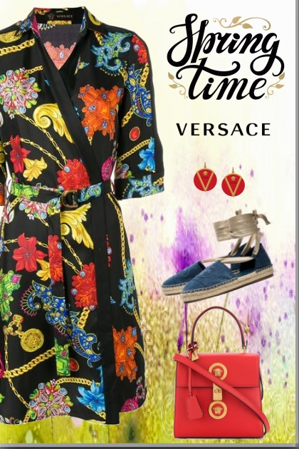versace Spring Time