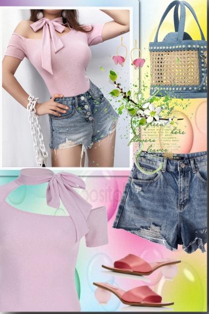 Pink Siamese