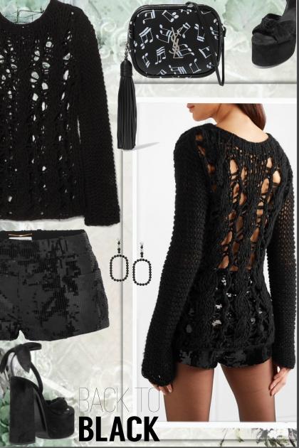 Black ! !