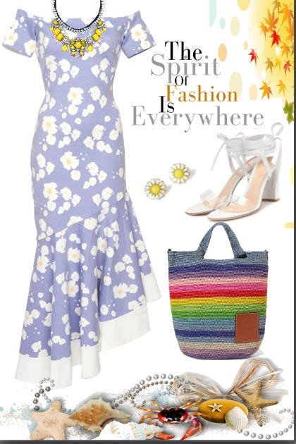 Summer is Everywhere- Fashion set