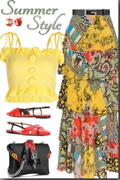Summer Style <3