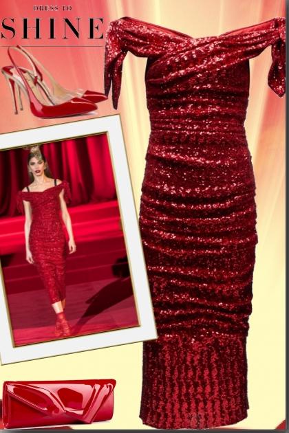 Dress to shine