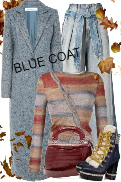 BLUE COAT- Fashion set