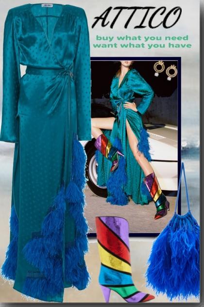 Attico <3 <3 - Fashion set