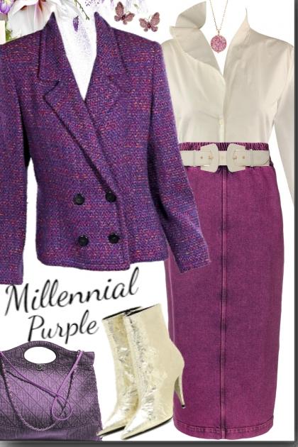 Millennial Purple <3