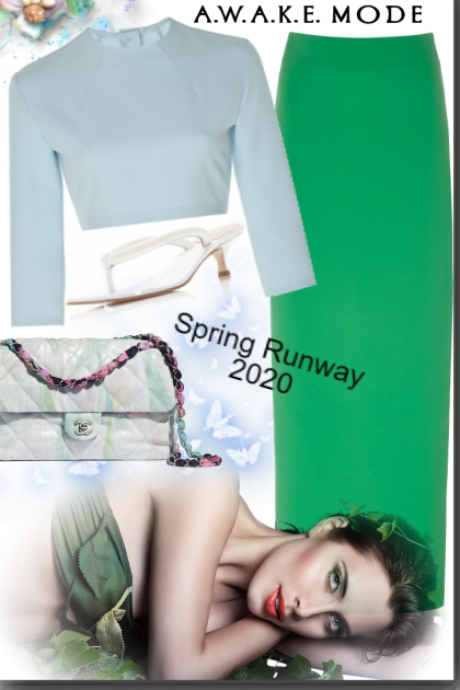 Spring Runway 2020