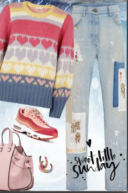 Little Sunday- Fashion set