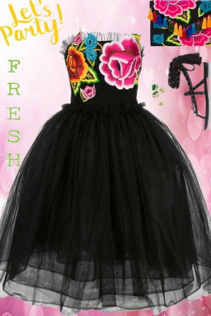 Fresh valentine's Party