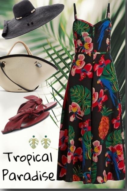Tropical Paradise - Modekombination