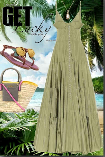 Lucky Day- Fashion set