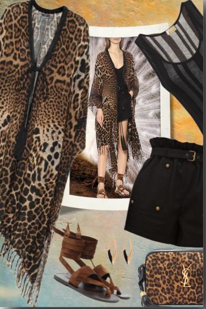 Leopard Lady <3 <3