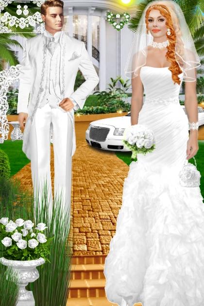 Набор. Милен. Белый. Свадьба. День0014