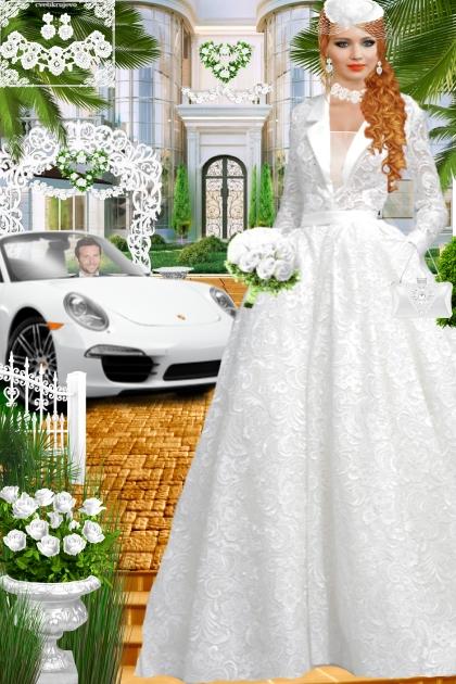Набор. Милен. Белый Свадьба 00777000