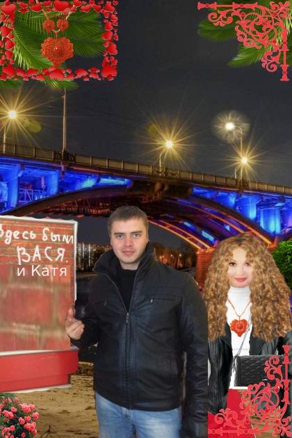 Красноярск. Ночная прогулка2