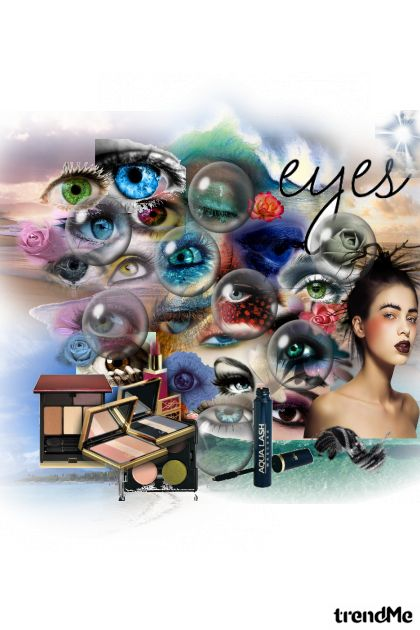 eyes - Fashion set