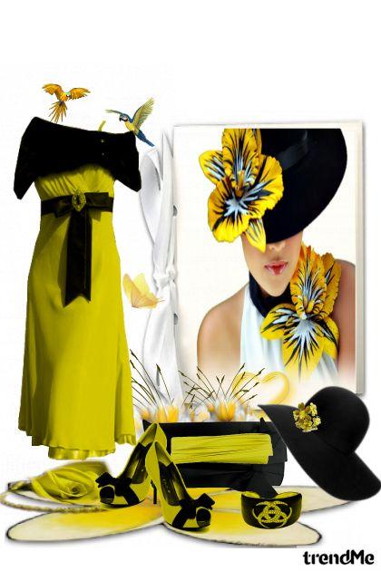 fancy yellow