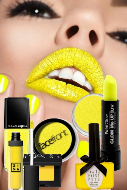 Make Up Yellow