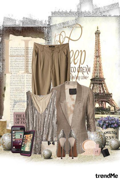 Sweet silver bells- Fashion set