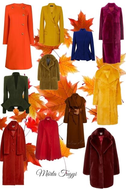 ősz kabátok