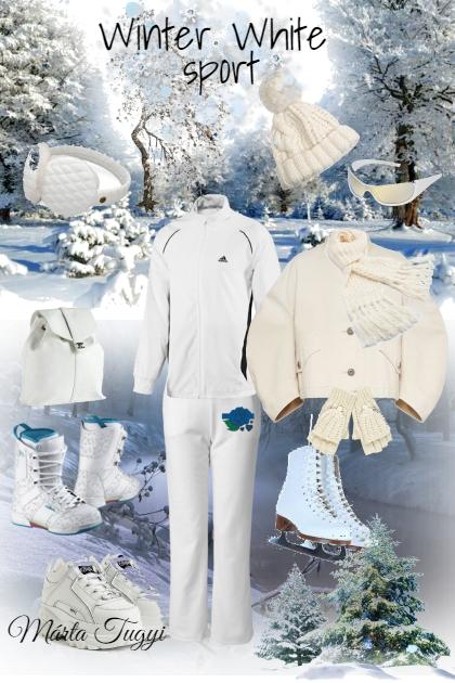 Téli fehér 2.